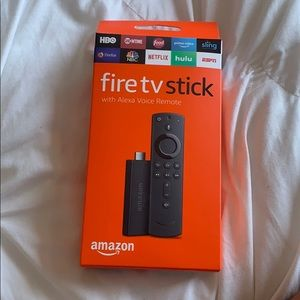Brand new fire tv stick
